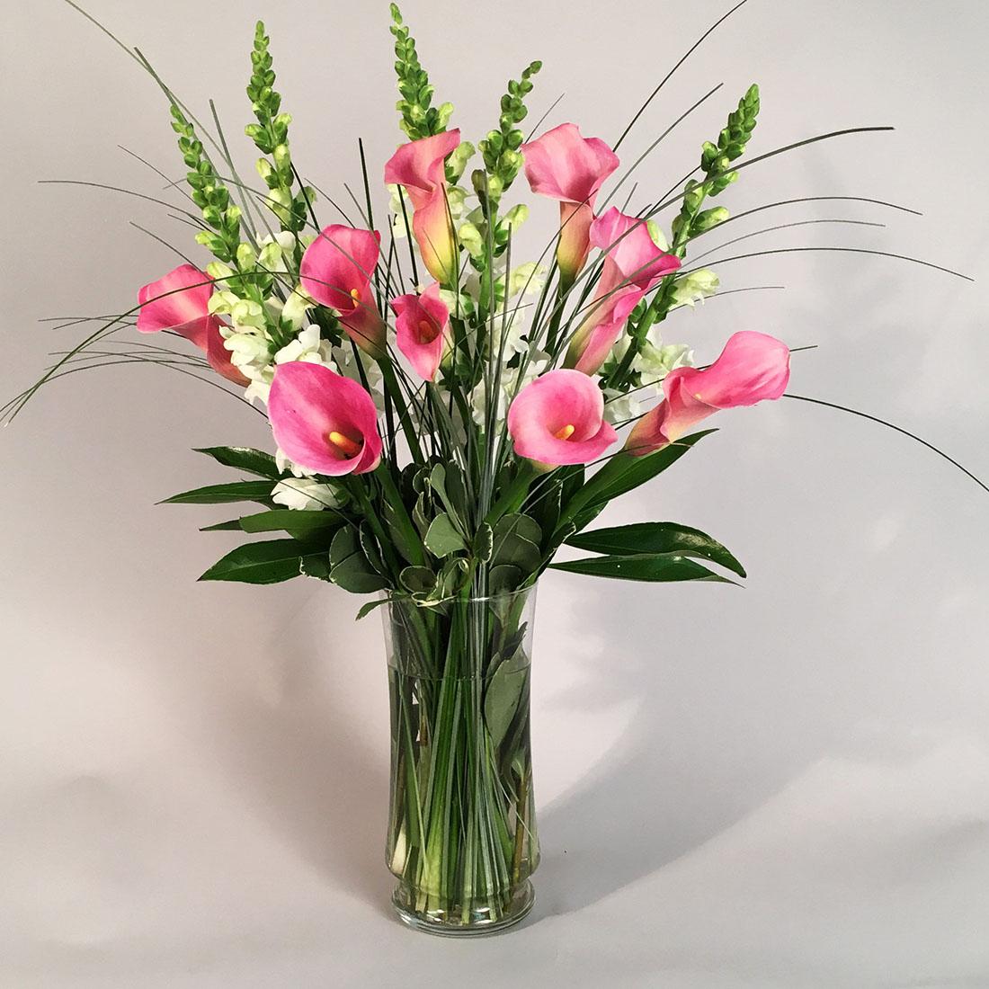 Calla Calla Calla Morning Glory Flower Shop