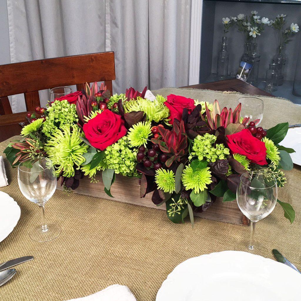 arrangement, centerpiece