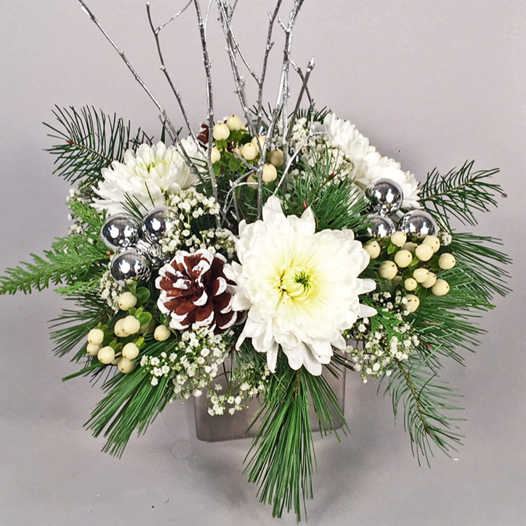 Season to Sparkle arrangement