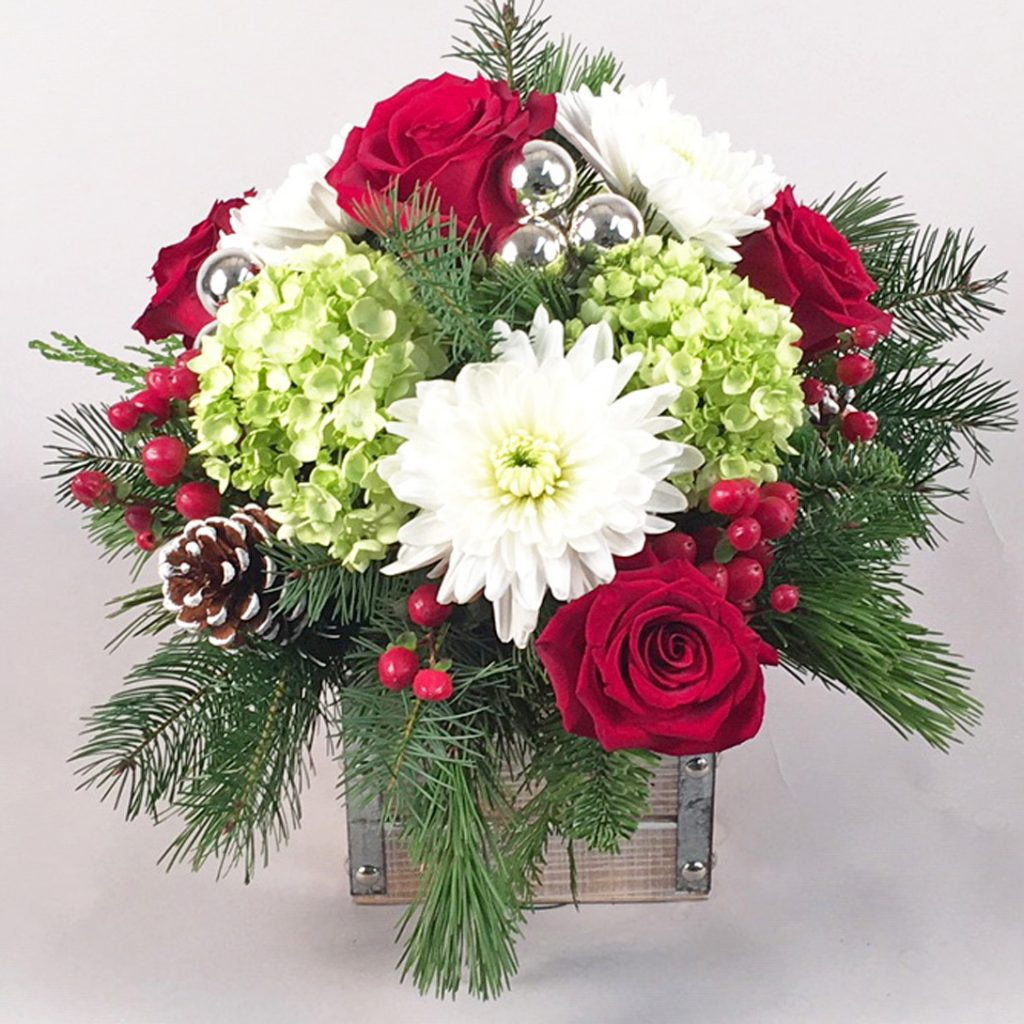 Woodland Wonderland arrangement
