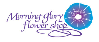 Morning Glory Flower Shop Logo